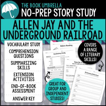 Allen Jay and the Underground Railroad