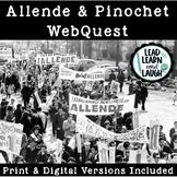 Allende & Pinochet WebQuest (Machuca) - Distance Learning