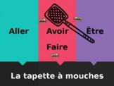 Aller Avoir Être Faire French Verbs Tapette à mouches Flyswatter Game