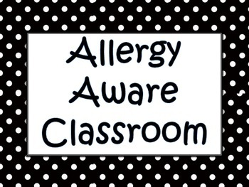Allergy Aware Notification