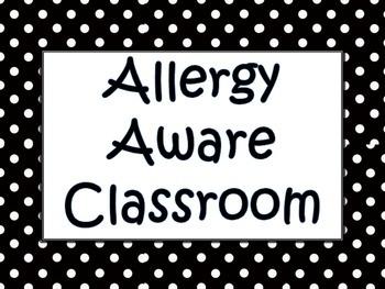 Allergy Aware Notification