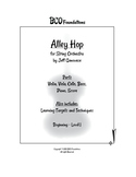 Alley Hop for Beginning String Orchestra
