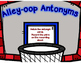 Alley-oop Antonyms (Literacy Center)