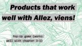 works w/ Allez, Viens! 1, Chapter 3-1 : Pop-Up Game