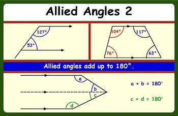 Allied Angles 2