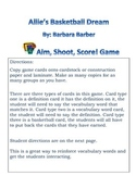 Allie's Basketball Dream Aim, Shoot, Score Game