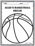 Allie's Basketball Dream Graphic Organizers - Story Elements