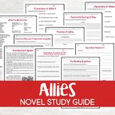 Allies by Alan Gratz Book Study