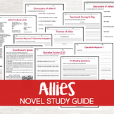 Allies by Alan Gratz Book Study