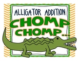 Alligator Addition CHOMP! CHOMP!
