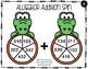 #Fooledyou Alligator Addition Spinners