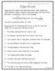 Alligator Adjectives Grammar Center Game Grades 3-5