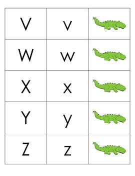 Alligator, Alligator, Alligator, SNAP!