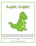 Alligator, Alligator, Alligator, SNAP!