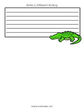 Alligator Baby by Robert Munsch