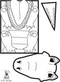 Alligator Bag Puppet