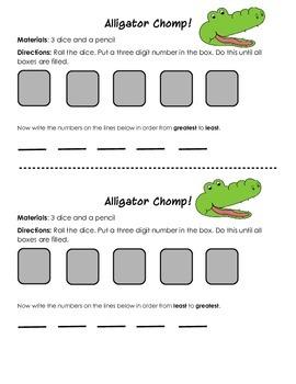 Alligator Chomp
