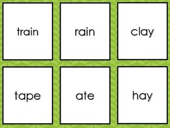 Alligator Chomp-vowel patterns