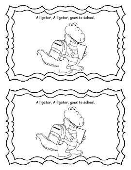 Alligator Fun: A Common Core Literacy Unit