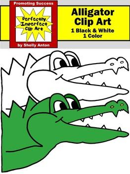 Alligator Math Clip Art, Alligator Comparing Numbers CHOMP