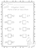 Alligator Math: More than or Less Than