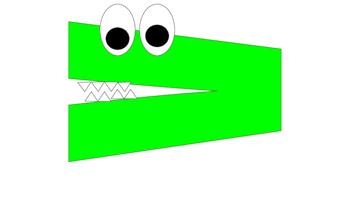 Alligator Math Symbols