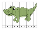 Alligator Number Puzzle