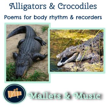 Alligator Pie: Music poem to practice sixteenth notes