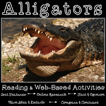 Alligator Reading and Research