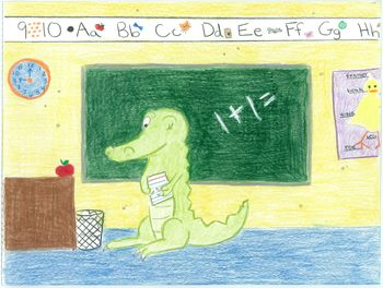 Alligator Substitute