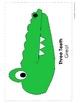 Alligator Themed Behavior Clip Chart AND Take Home Behavior Chart