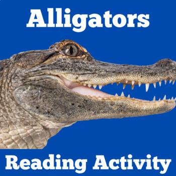 Alligators Activity |  Reptiles Activity | Reptiles Science