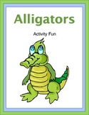 Alligators Activity Fun