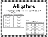 Alligators - Comparing Numbers