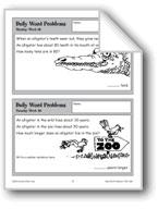 Alligators (Daily Word Problems-Week 30)