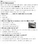 Alligators~High Interest Reading Comprehension for Middle School Students