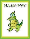 Alligators Thematic Unit