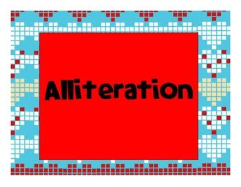 Amazing Alliteration