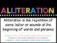 Alliteration Activity Pack
