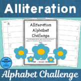 Alliteration Alphabet Challenge