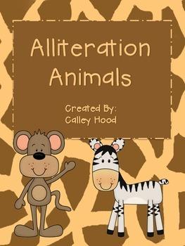 Alliteration Animals