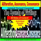 Alliteration: The Sounds of Writing PowerPoint Lesson