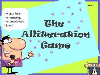 Teacher'-s Pet - Phase 1 '-Silly Soup'- Alliteration Game - Premium ...
