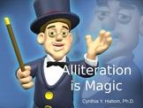 Alliteration Magic-animated POWERPOINT