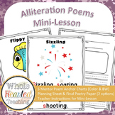 Alliteration Poems