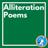 Alliteration: Poems for Teaching Alliteration