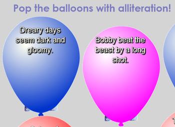 Alliteration Pop