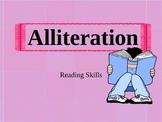 Alliteration PowerPoint