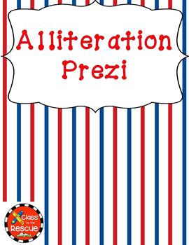 Alliteration Prezi