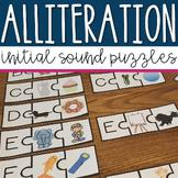Alliteration Puzzle Pack